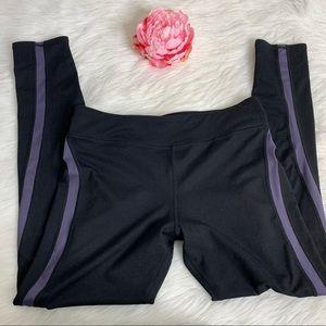 Core by Andrea jovine black leggings, medium